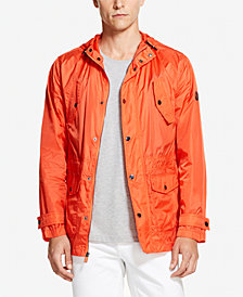 DKNY Men's Orange Windbreaker, Created for Macy's