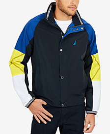 Nautica Men's Coastal Bomber Jacket