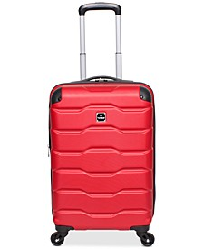 """Matrix 2.0 20"""" Hardside Expandable Carry-On Spinner Suitcase, Created for Macy's"""