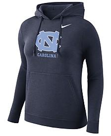 Nike Women's North Carolina Tar Heels Club Hooded Sweatshirt