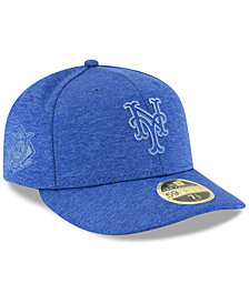 New Era New York Mets Clubhouse Low Crown 59Fifty Fitted Cap