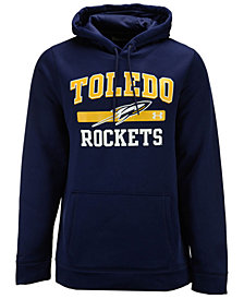 Under Armour Men's Toledo Rockets Speedy Armour Fleece Hoodie