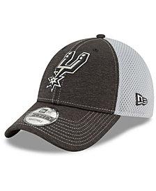New Era San Antonio Spurs Shadow Turn 2 Adjustable Cap