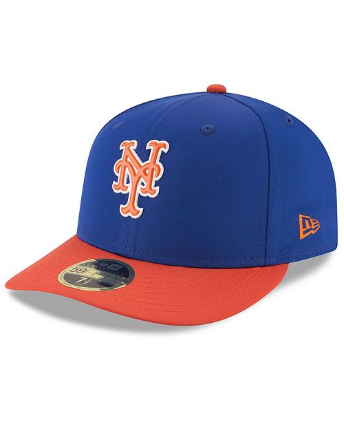 big sale 339be 622f5 ... New Era New York Mets Spring Training Pro Light Low Profile 59Fifty  Fitted Cap ...