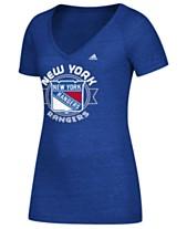 adidas Women s New York Rangers Banner Dazzle T-Shirt 899544c00