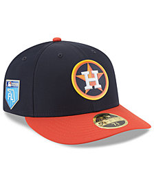 New Era Houston Astros Spring Training Pro Light Low Profile 59Fifty Fitted Cap