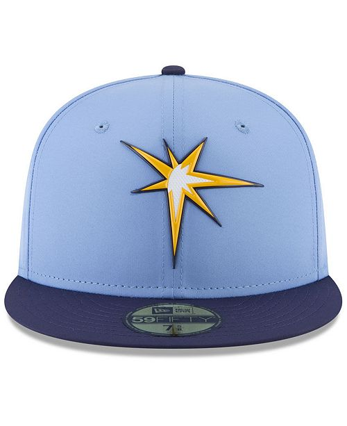 9e564eb783b ... New Era Tampa Bay Rays Spring Training Pro Light 59Fifty Fitted Cap ...