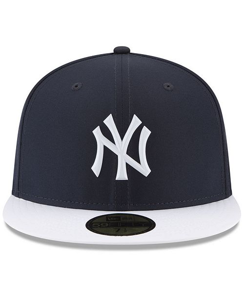 New Era New York Yankees Spring Training Pro Light 59Fifty Fitted ... a6075f0660c2
