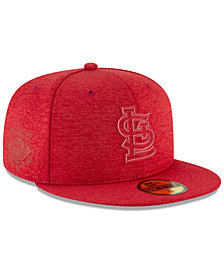 New Era St. Louis Cardinals Clubhouse 59Fifty Fitted Cap