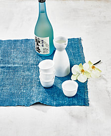 Martha Stewart Collection Sake Set, Created for Macy's