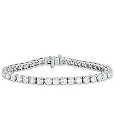 Diamond Tennis Bracelet (12 ct. t.w.) in 14k White Gold