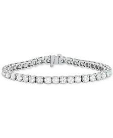 Diamond Tennis Bracelet (12 ct. t.w.) in 14k White Gold