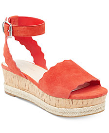 Marc Fisher Faitful Flatform Sandals