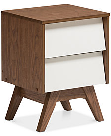 Hildon Nightstand, Quick Ship