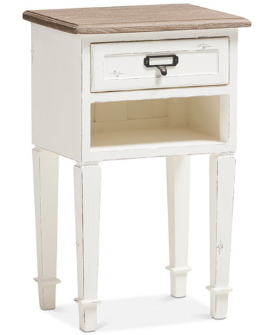 Dauphine Nightstand, Quick Ship