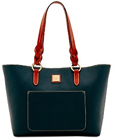 Dooney & Bourke Patterson Tammy Leather Tote