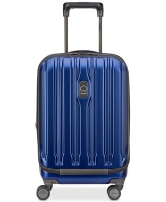 """ConnecTech 19"""" International Expandable Carry-On Spinner Suitcase"""