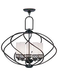 Livex Westfield 5-Light Chandelier