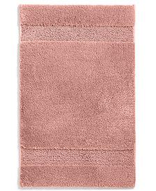 "Martha Stewart Collection Spa 19.3"" x 32.0"" Bath Rug, Created for Macy's"