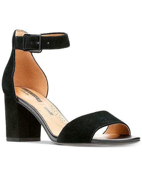 52b0d414142 Clarks Collection Women s Deva Mae Dress Sandals   Reviews - Sandals ...