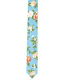Original Penguin Men's Costa Floral Skinny Tie