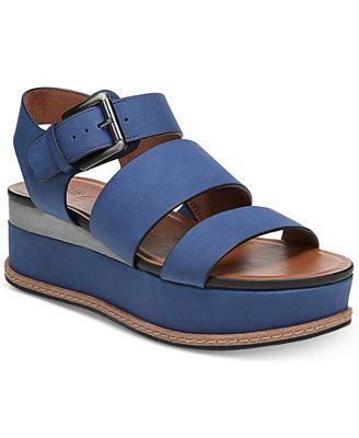 Billie Elevated Platform Sandals