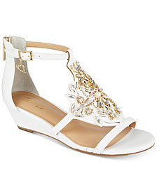 Thalia Sodi Jamee Wedge Sandals, Created For Macy's
