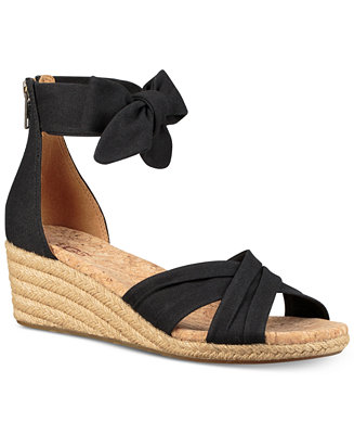 bce75a6bced UGG® Women's Traci Espadrille Wedge Sandals & Reviews - Sandals ...