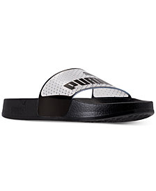 Puma Women's Leadcat Jelly Slide Sandals from Finish Line