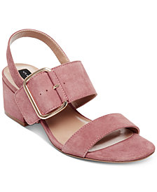 STEVEN by Steve Madden Fond Buckle Dress Sandals