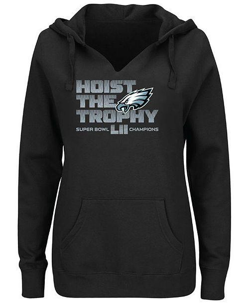 hot sale online 9faa4 a1c68 Authentic NFL Apparel Women's Philadelphia Eagles Super Bowl ...
