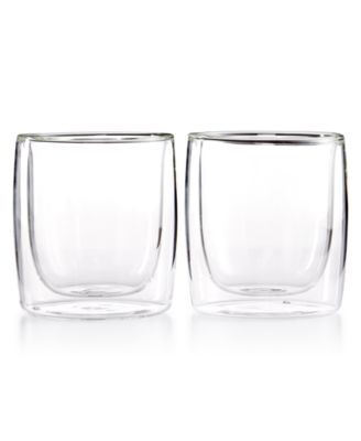 Zwilling Sorrento Double Wall Tumbler Glasses, Set of 2