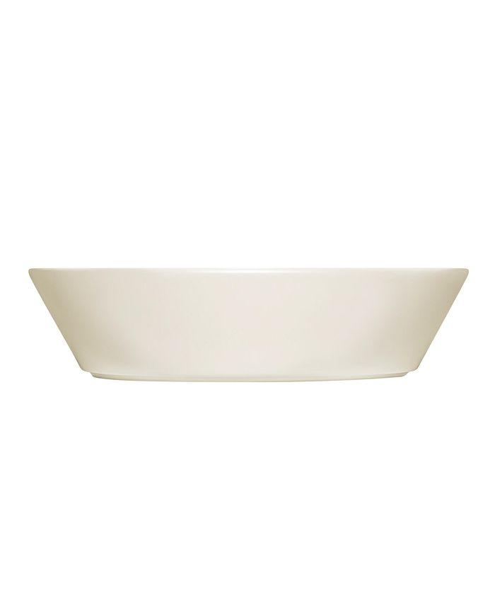 iittala - Teema White Serving Bowl