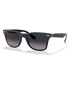 Ray-Ban Sunglasses, WAYFARER LIT RB4195