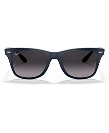 Ray-Ban Sunglasses, WAYFARER LIT RB4195 52