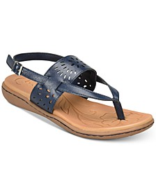 Clearwater Flat Sandals