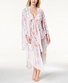 Linea Donatella Deandra Floral-Print Wrap