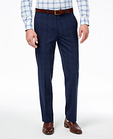 Ryan Seacrest Distinction™ Men's Ultimate Modern-Fit Stretch Suit Pants, Created for Macy's