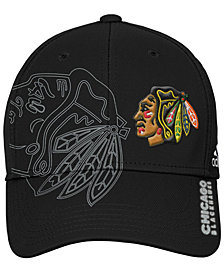 adidas Chicago Blackhawks 2nd Season Flex Cap
