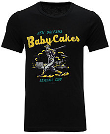 Retro Brand Men's New Orleans Baby Cakes Victory Logo T-Shirt