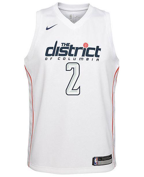 eeb9c78c9 Nike John Wall Washington Wizards City Edition Swingman Jersey