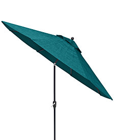 CLOSEOUT! Glenwood Outdoor 9' Auto-Tilt Umbrella, Created for Macy's