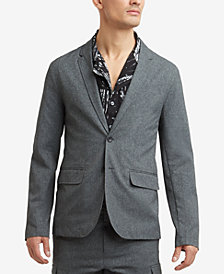 Kenneth Cole Men's Mesh Tech Blazer