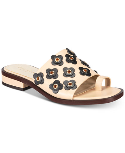 Cole Haan Carly Floral Sandals