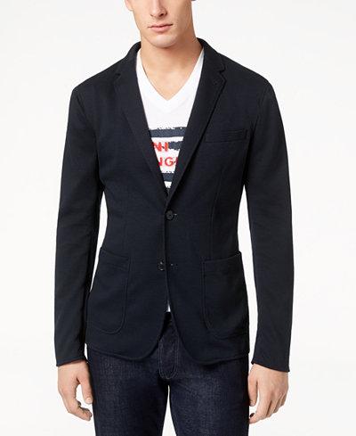 Armani Exchange Men's Textured Sport Coat