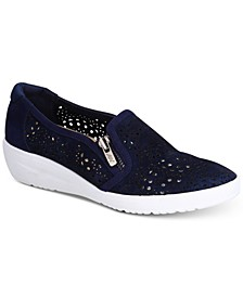 Sport Yvette Perforated Slip-On Sneakers