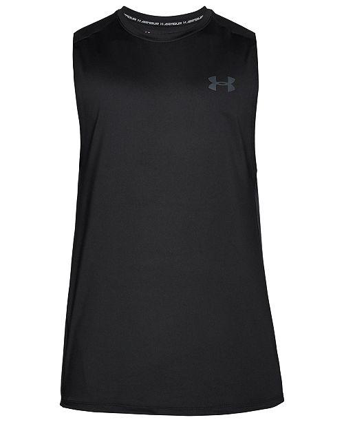 Under Armour Men's HeatGear® Sleeveless T-Shirt