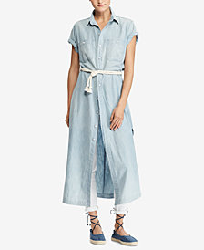 Polo Ralph Lauren Lightweight Shirtdress