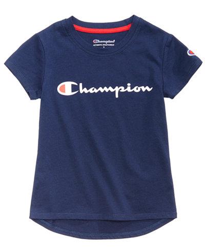 Champion Heritage Logo-Print T-Shirt, Toddler Girls