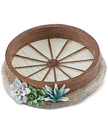 Avanti Canyon Sculpted Soap Dish